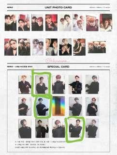 Monsta X LF/WTB: Are You There? Special PCs