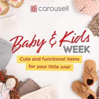 Baby and Kids Week