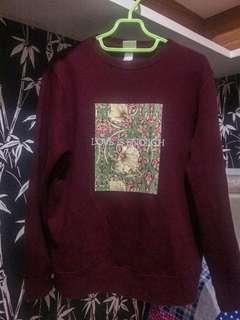 Sweater h&m x morris.co