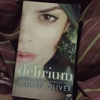 Delirium Novel