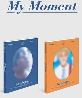 Ha Sung Woon - My Moment