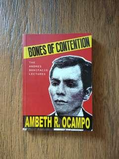 """Bones of Contention"" by Ambeth Ocampo"