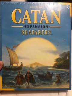 BNIB Catan Expansion Seafarers