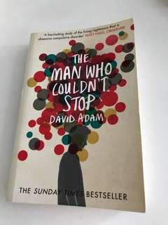 🚚 Book - The Man Who Couldn't Stop - David Adam - The truth about OCD