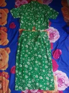 Setelan Dress