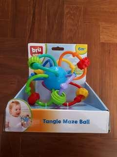 Tangled Maze Ball toy