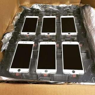 iPhone LCDs and repair