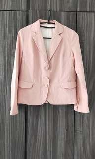 PAZZO Pink Bomber Jacket