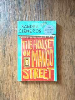 """The House on Mango Street"" by Sandra Cisneros"