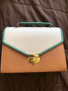 Structured Hand Bag