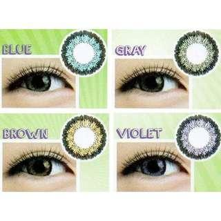 Softlens Normal Living Colour
