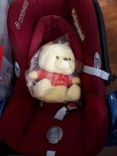 Pooh Bear stuffed toy