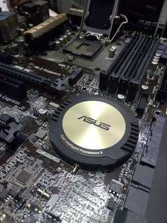 Motherboard asus z97-A