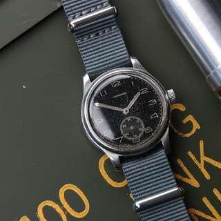 20mm Bluish Grey Nato watchstrap