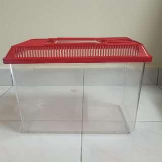 Portable Plastic Aquarium