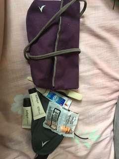 旅行收納袋 travel kit 國泰 全套