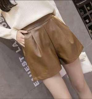 BN brown short pant