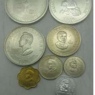1976 Coin Set