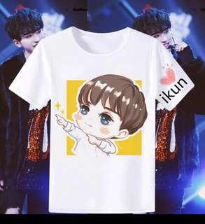 Cute  K-wave T-shirt