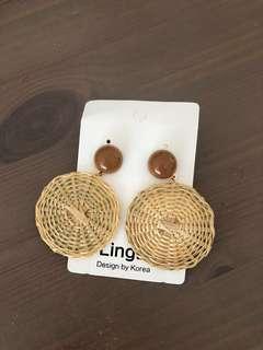 Woven Style Earrings
