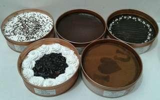 SMR Frozen Cakes