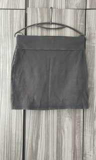 Connton on Black skirt