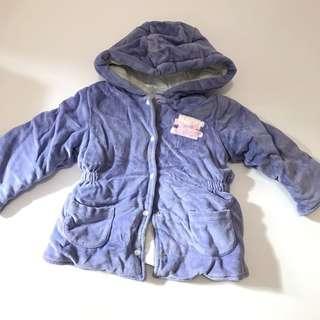 嬰幼兒外套 Brums Baby girl jacket coat 9m