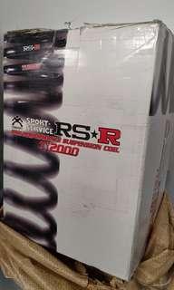 RS-R Honda Stepwgn RP Ti 2000 彈弓