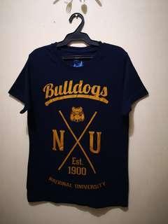 National University Bulldogs T-Shirt