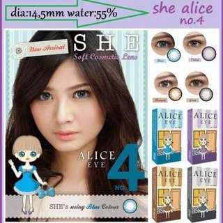 Softlens normal by Alice