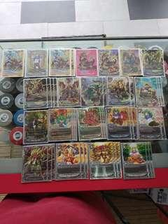 Link Dragon Order Deck with 4 SP and 1 BR