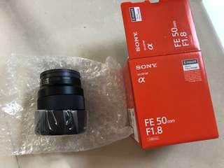 SONY FE50mm F1.8 #newbieFeb19