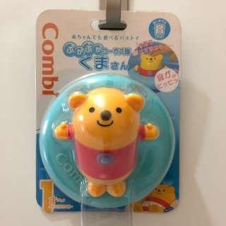 🚚 DoReMi小熊洗澡玩具