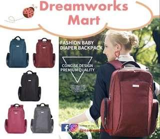 🚚 Insular Diapers Backpack