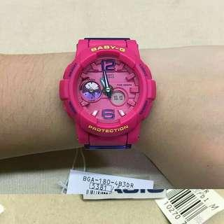 Authentic Casio with 1 year warranty