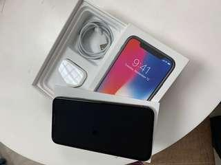 Used iPhone X excellent condition
