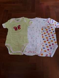 🚚 Baby Rompers 6 months