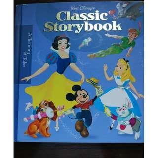 Walt Disney Classic Storybook