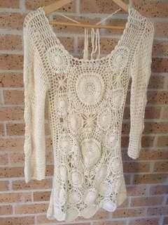 Spell and the gypsy crochet dress
