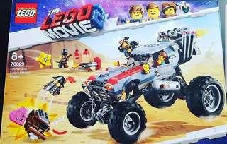 70829 Lego Movie 2 Emmet and Lucy's Escape