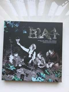 B1A4 In the Wind Official Album Sandeul Photocard