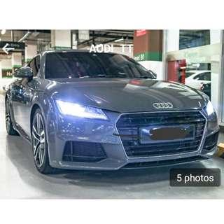 Kereta Sewa Audi TT [ M O O V B Y ]