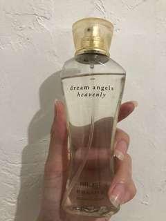 Victoria's secret dream angel body mist