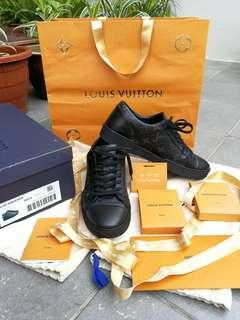Louie vuitton match up sneakers