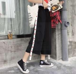 [po] Korean new fashion pantS