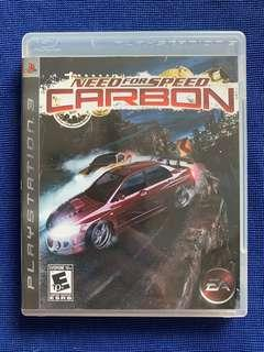 🚚 PS3 Need For Speed Carbon