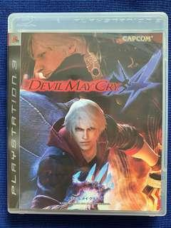 🚚 PS3 Devil May Cry