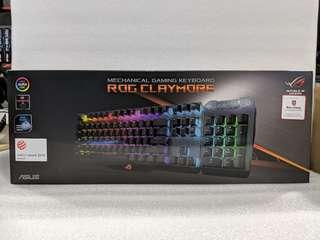ASUS Mechanical Gaming Keyboard ROG Claymore