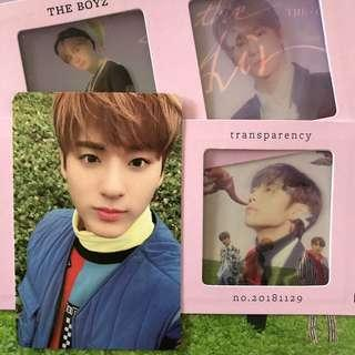 [WTS/WTT] Unsealed The Boyz The Only (In The Air ver)