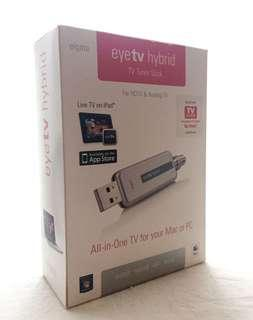 Elgato EyeTV Hybrid TV Tuner for Mac or PC - Watch & Record Live TV on your Computer!
